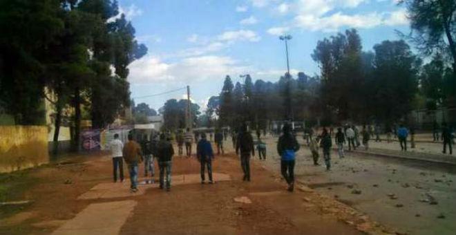 فريق برلماني مغربي يدعو  لمهمة استطلاعية لجامعة فاس عقب الأحداث