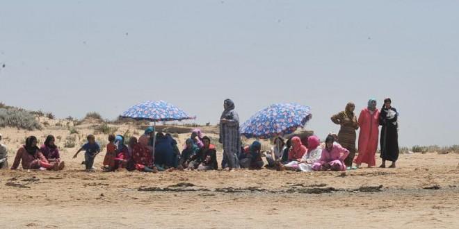 عائلات في انتظار انتشال جثت أطفالهم