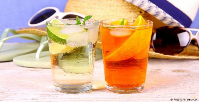 مشروبات طبيعية تروي العطش في فصل الصيف