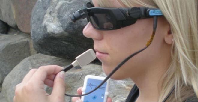 الكشف عن جهاز يعيد النظر لفاقدي البصر