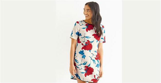 الفستان التونيك أحدث صيحات الموضة