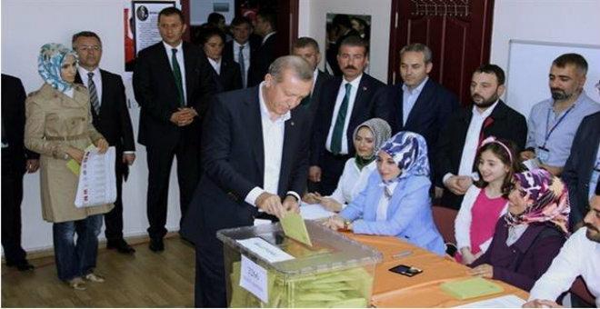 تركيا.. حزب العدالة والتنمية يفشل في حصد أغلبية مطلقة
