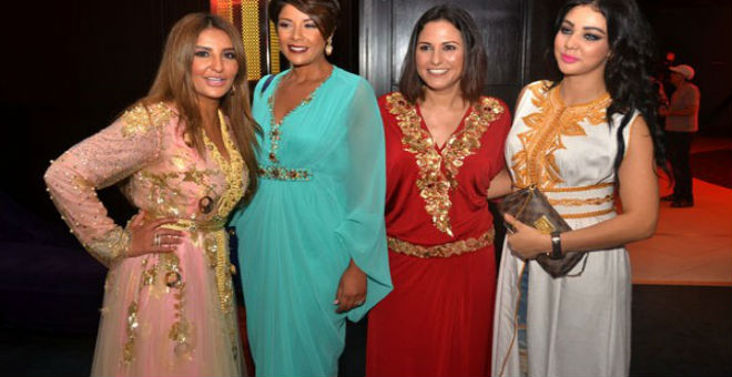 شدى حسون تنظم حفل سحور في المغرب