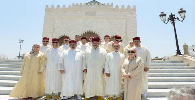 حزب بنكيران يترحم على روح الملك محمد الخامس في ذكرى وفاته