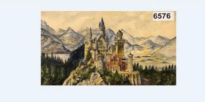 لوحات هتلر-مشاهد24