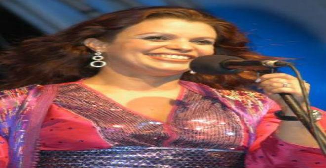 تكريم الفنانة المغربية ماجدة اليحياوي في أكادير