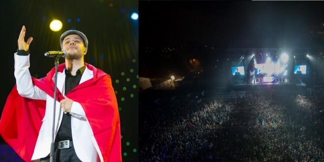 ماهر زين  وأفيسيل موازين 2015