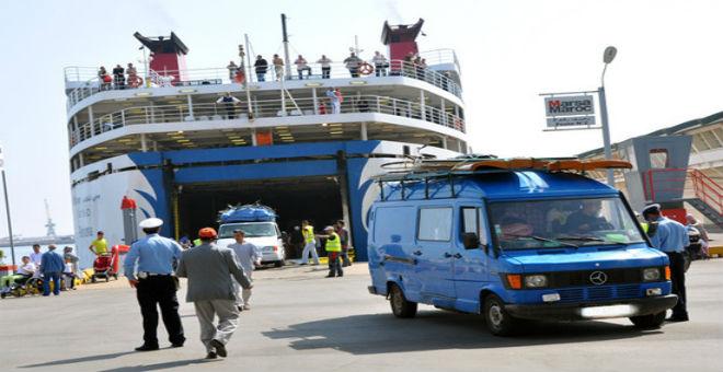 عملية مرحبا: أكثر من مليوني مغربي وصلوا لأرض الوطن سنة 2019
