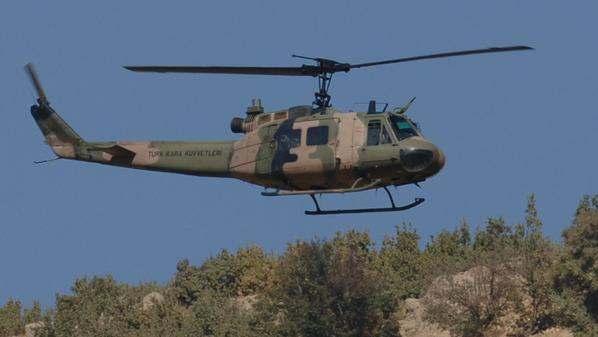 سقوط مروّج مخدرات بعد مطارته بمروحية في إداوتنان