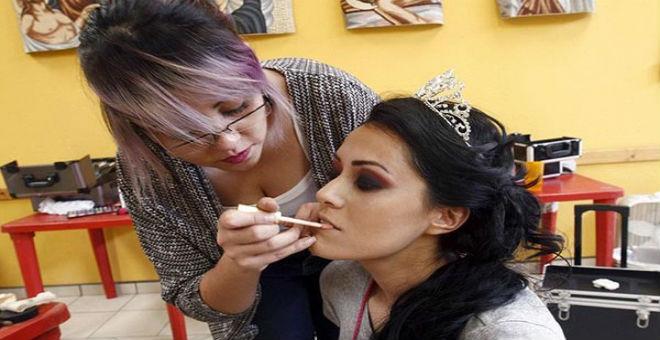 بالصور..مسابقة لملكات الجمال داخل سجن بالمكسيك