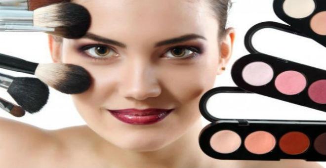 احذري.. بعض مستحضرات التجميل تسبب العمى وسرطان الجلد والمعدة