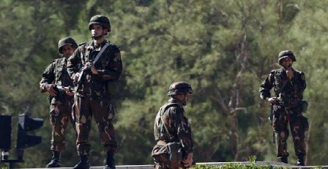 انفجار قنبلة يدوية تودي بحياة عقيد في الجيش الجزائري