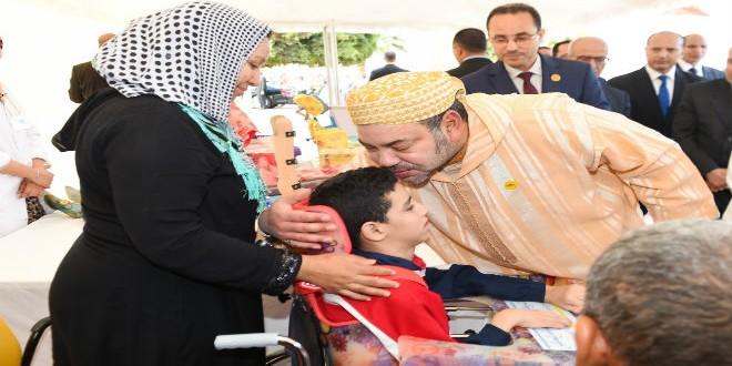 مشروع الطفال ذوي الإعاقة