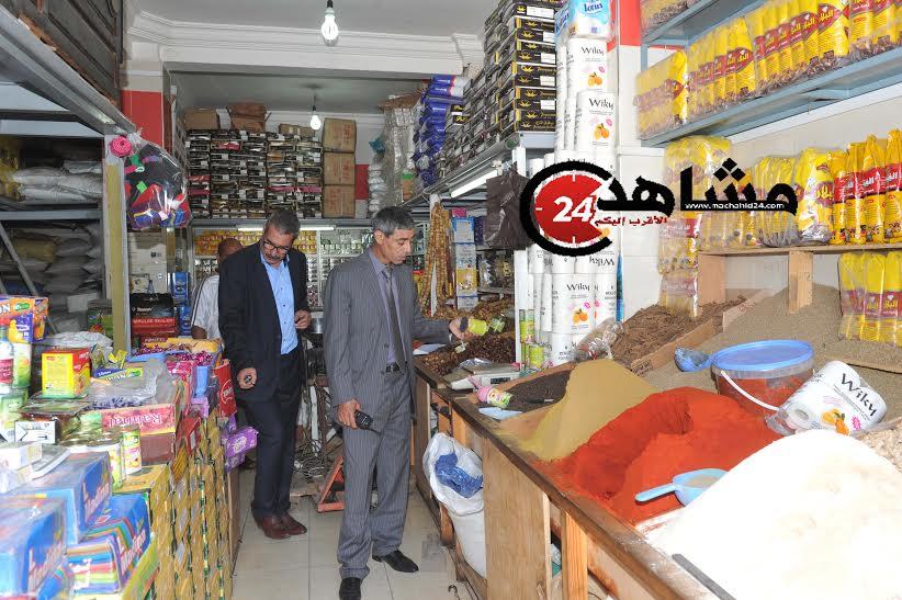 حجز 35 طنّا من المواد الغذائية الفاسدة في الدار البيضاء