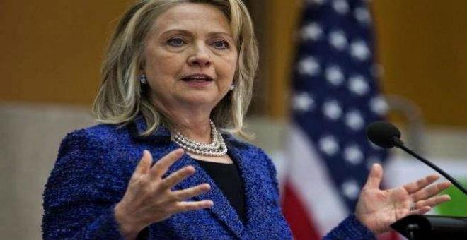هيلاري كلينتون تبدأ حملتها للانتخابات الرئاسية