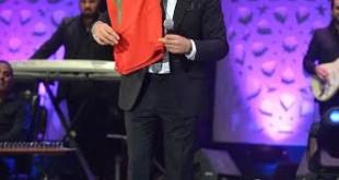وائل كفوري في منصثة النهضو موازين 2015