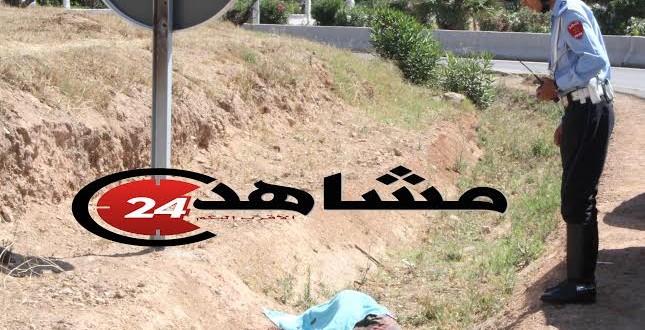 وفاة شاب في الطريق السيار البرنوصي سيدي مومن
