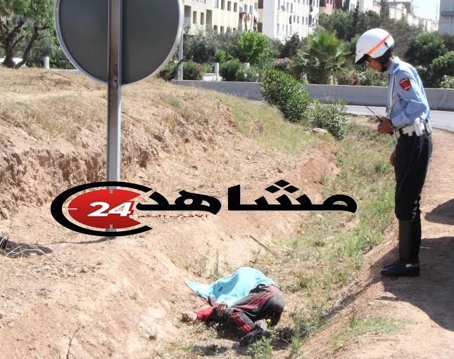 وفاة شاب في حادثة سير  في الدار البيضاء