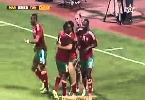 المغرب-تونس :1-1
