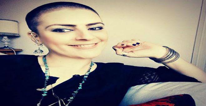 الفنانة الفلسطينية ريم بنا تعلن إصابتها بالسرطان للمرة الثانية