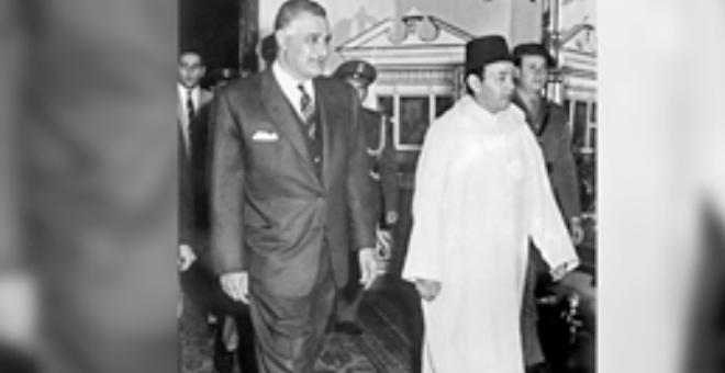 ريادة فكرية بين .. مصر - والمغرب