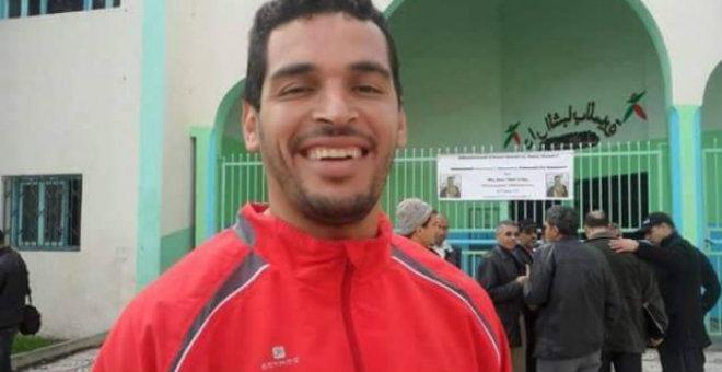 مصطفى العمراني يغادر سجن سلا