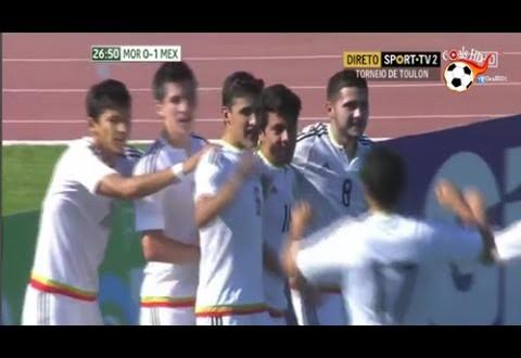 المغرب- المكسيك:  2-1