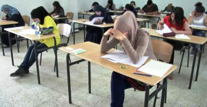 الحل السحري لمواجهة فضائح البكالوريا في المغرب الكبير: إلغاء الامتحانات !!