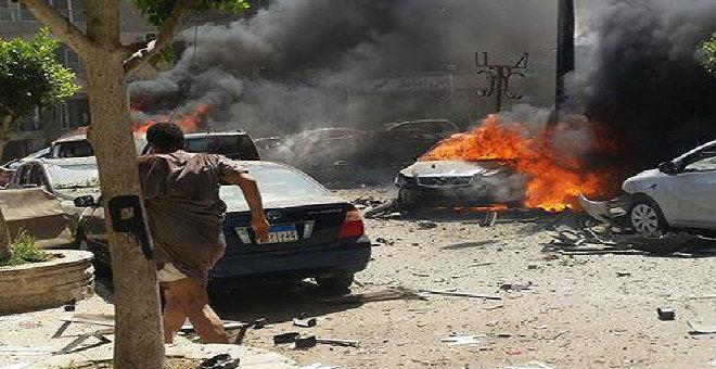 مصر.. «المقاومة الشعبية» تفجر موكب النائب هشام بركات