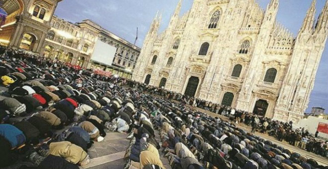 لأول مرة... مسلمو إيطاليا يصومون في وقت واحد