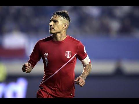 بيرو وبوليفيا 3-1