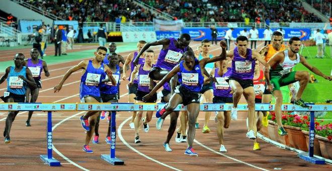 ملتقى محمد السادس لألعاب القوى ينجح في كسب الرهان