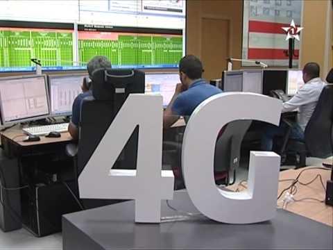 فيديو..إطلاق خدمة الجيل الرابع 4G من الأنترنيت في المغرب