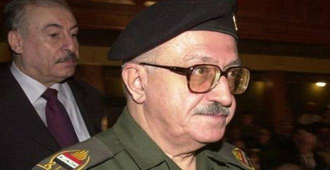 وفاة طارق عزيز وزير خارجية الرئيس العراقي الأسبق