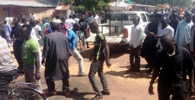 قاصر تنفذ هجوما انتحاريا في نجيريا يسقط 10 قتلى