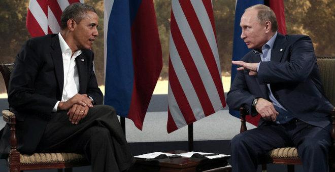 تمدد داعش محور اتصال هاتفي بين بوتين وأوباما