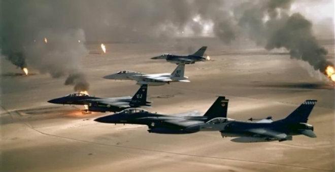 مصادر..سلاح جوي أمريكي يقصف مواقع القاعدة في ليبيا