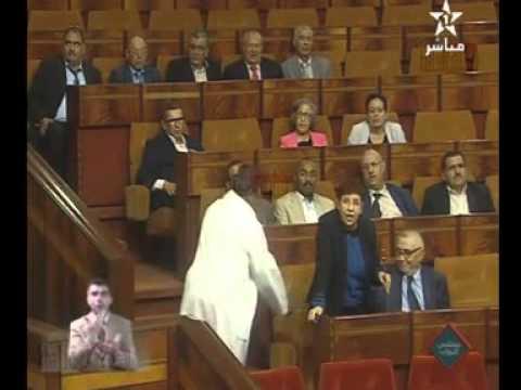 فلم الزين اللي فيك في البرلمان