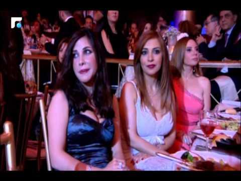 بالفيديو...هذا ماقاله وائل كفوري أثناء تسلمه جائزة