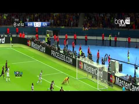أهداف برشلونة بتعليق رؤوف خليف
