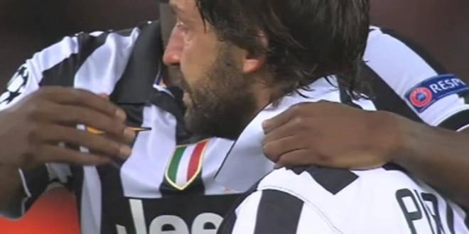 بكاء المايسترو بيرلو بعد الخسارة