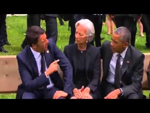 أوباما يتجاهل حيدر العبادي ويحرجه أمام وسائل الإعلام