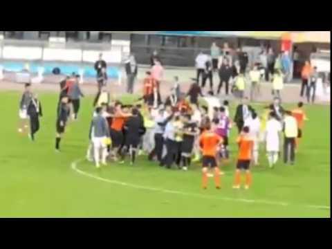 اعتداء على حكم في الدوري البرازيلي