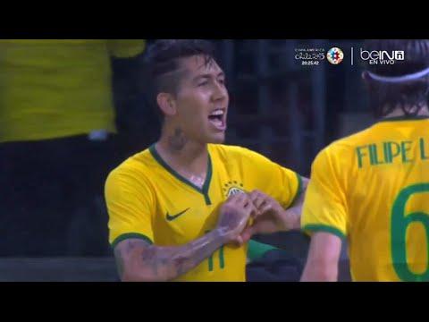 البرازيل تهزم هندوراس وديا