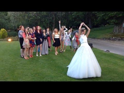 شاب و عروسة ينصبان مقلبا للضيوف