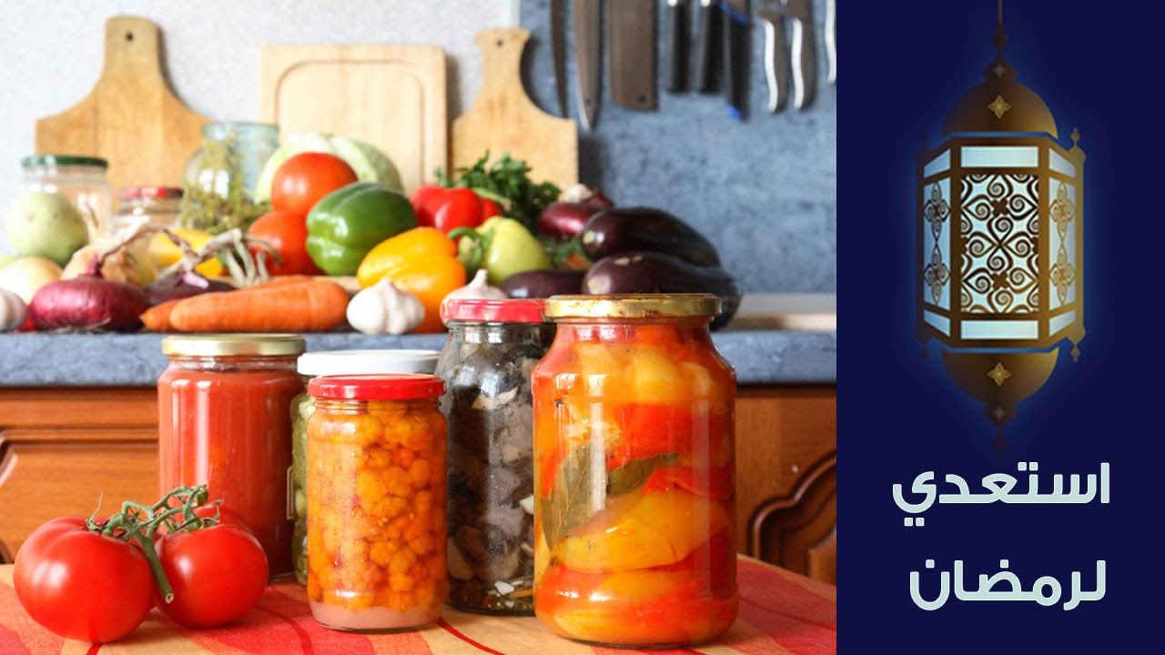 فيديو..نصائح لإختيار الأكل الصحي في رمضان