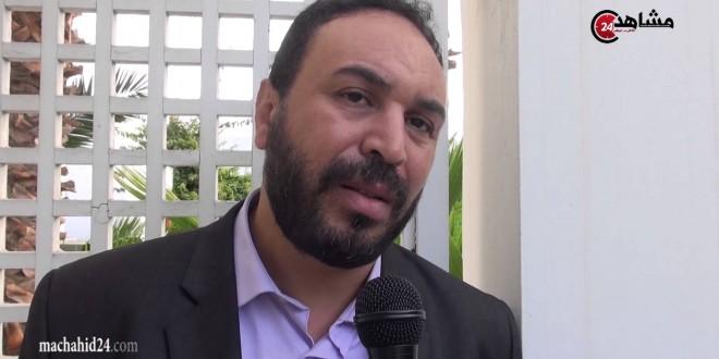 """فيديو مصطفى العمراني:""""علاش بقيت حيّ كون غير متّ مع أطفالي"""""""