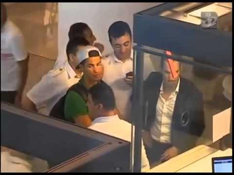 فيديو .. كريستيانو رونالدو لا يحب الإنتظار