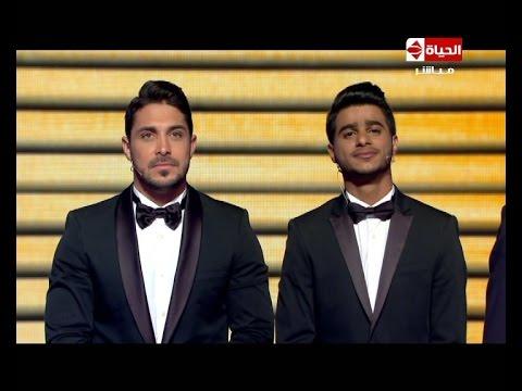 فيديو...لحظة إعلان الفائز بلقب مذيع العرب