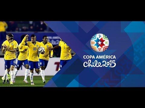 تألق نيمار في كوبا امريكا مع البرازيل